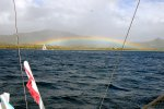 22_A_very_flat_rainbow_over_Black_River_Bay